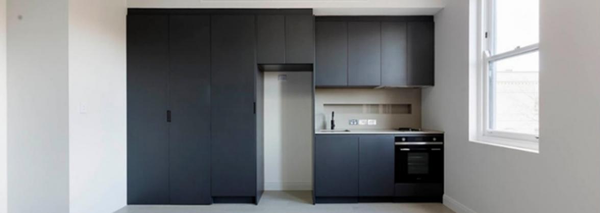 Residential Apartment, Pitt St, Redfern