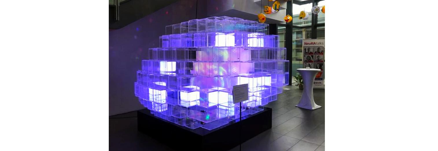 VIVID & Sussex Centre Exhibition