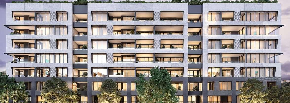 Apartments Elger Street Glebe