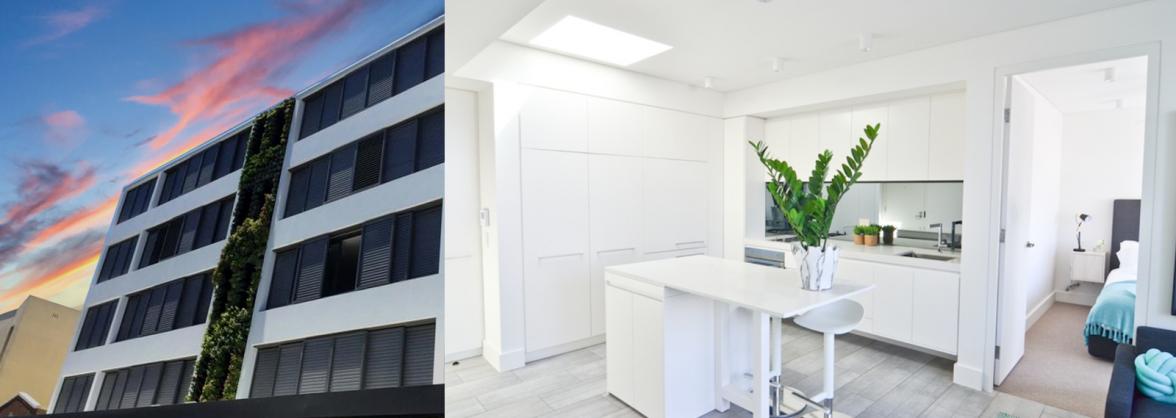 Gould Street Apartments, Bondi