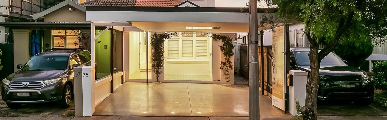 Bondi Beach Residence